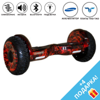 "Smart Wheel 12' New Off Road ""Пламя"""